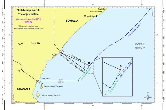 UN's Top Court Favors Somalia In Sea Border Dispute With Kenya