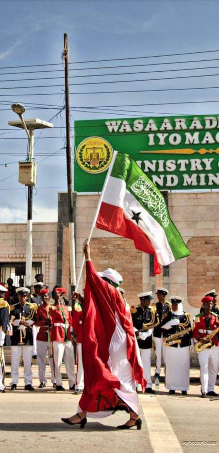 Democracy In Africa The Outstanding Case Of Somaliland