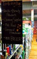 Sax Gen Beer Aisle