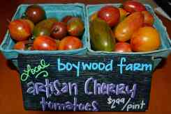 Artisan Cherry Tomatoes