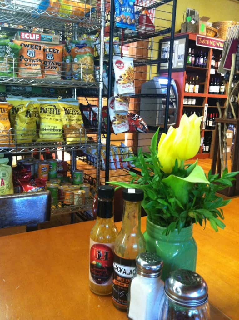 What do a Library and the Five-Star General Store Have in Common?