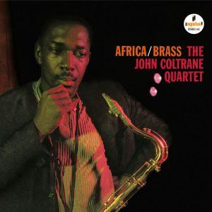 John Coltrane Africa Brass sax-machine
