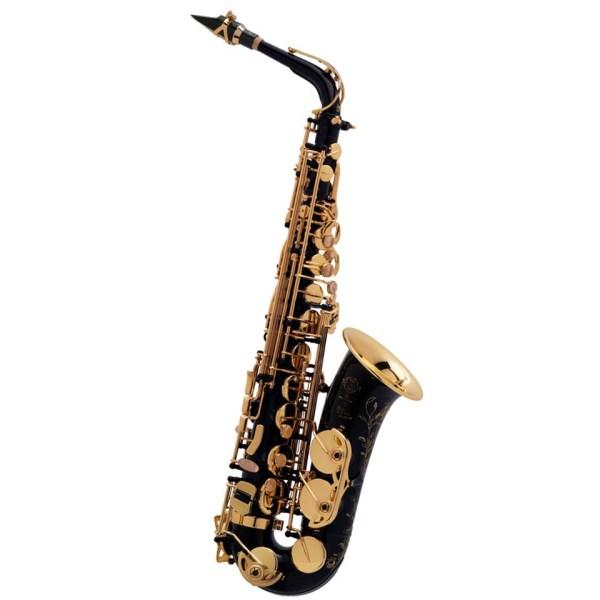 saxophone alto Selmer Super Action 80 Série II laque-noir