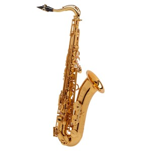 Sax ténor Selmer SérieIII plaqué or