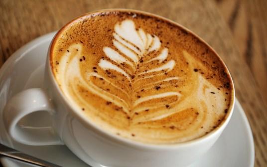 cappuccino-foam-pattern