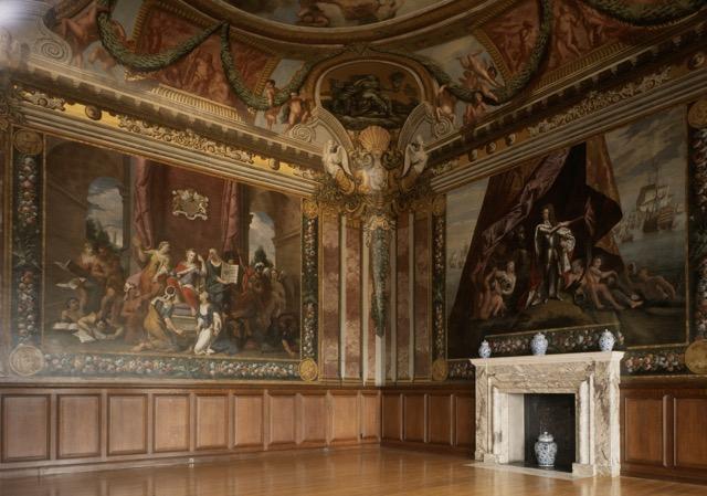Furnishing Pastimes Of Henry VIII SAXON HENRY