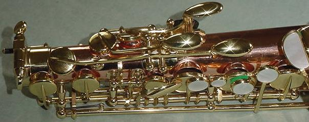 Saxophones Buffet Crampon Srie S3 Prestige