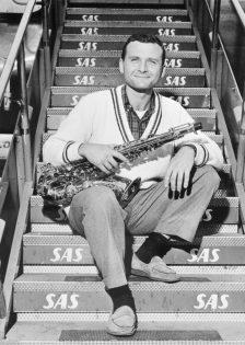 Stan Getz saxophonistes