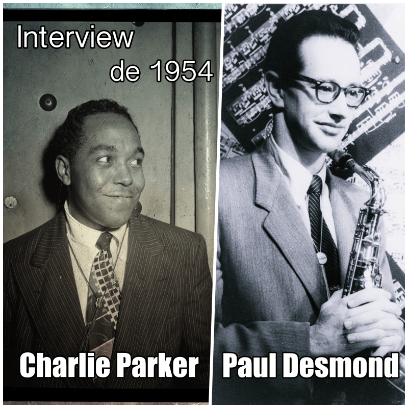 interview de Charlie Parker