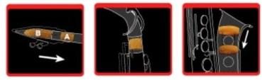 sourdine saxophone