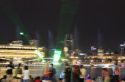 sorry for the blurred pics, everything was moving so fast!