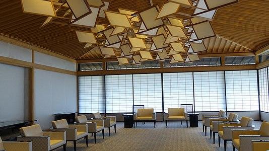 SONY RX100M4 京都迎賓館 館内参観