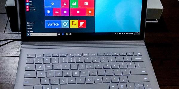 US版Surface Bookを初期設定&日本語化 #Surfaceアンバサダー