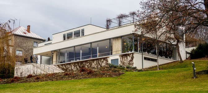 モダニズム建築の原点 世界遺産トゥーゲントハット邸 #brno #ブルノ #visitCzech #チェコへ行こう #link_cz