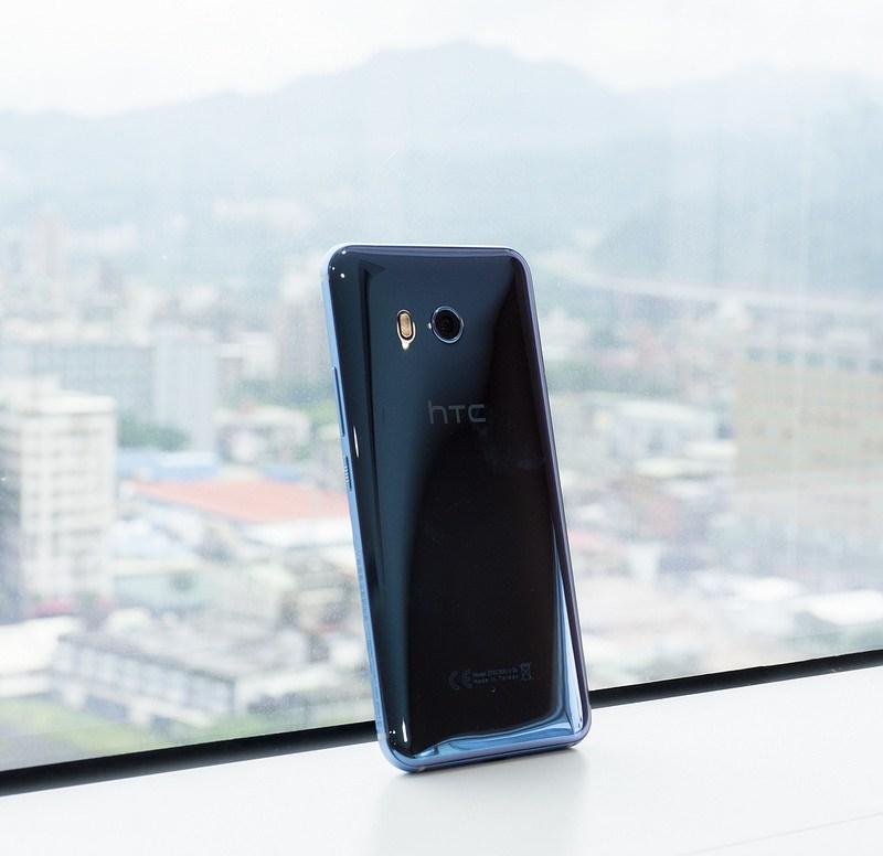 本物のガラスの感触・光の反射を リキッドサーフェス HTC-U11 #HTCグローバルレポーター