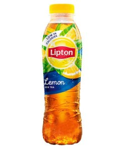 Lipton Ice Lemon Tea 450ml x 24