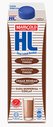 UHT Milk : Chocolate 1L x 12
