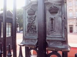 Buchingham Palace Gates