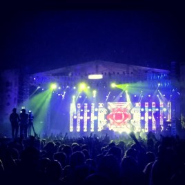 Nucleya at nh7 Weekender