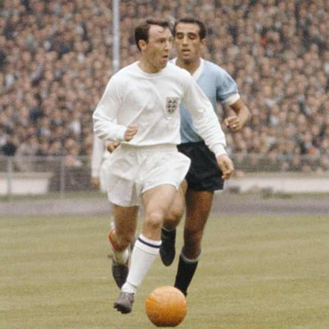Jimmy Greaves didn't receive his World Cup medal until 2009
