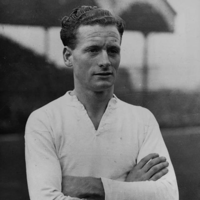 Tom Finney played his last game for England aged 36