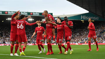 The Reds are in good form