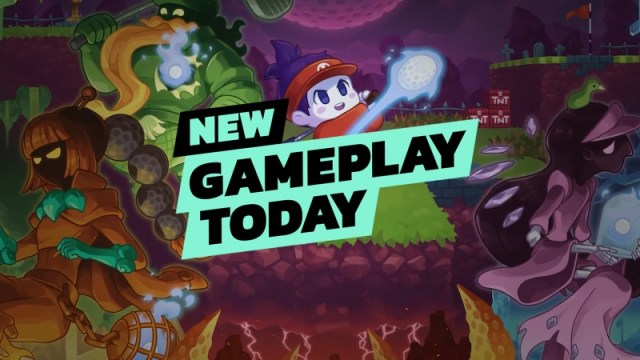 Cursed To Golf   New Gameplay Today