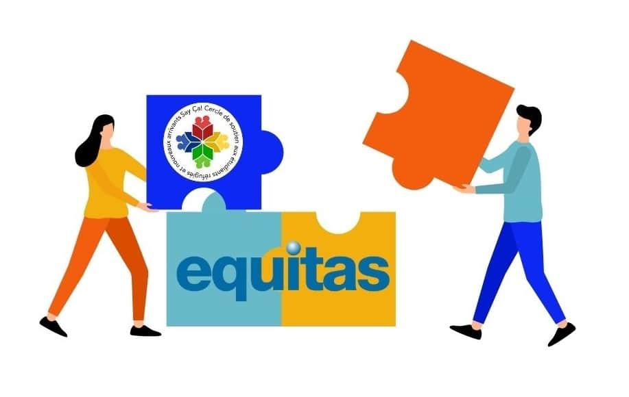 Equitas Say Ca collaboration