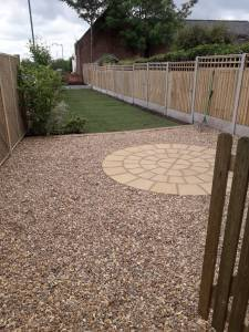 Shrewsbury Garden Design