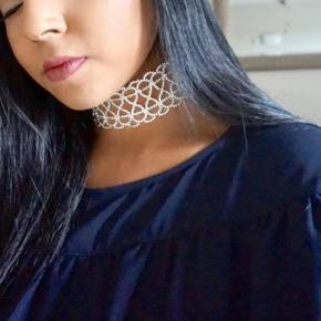 Stones by Carlos | Sparkly Chokers