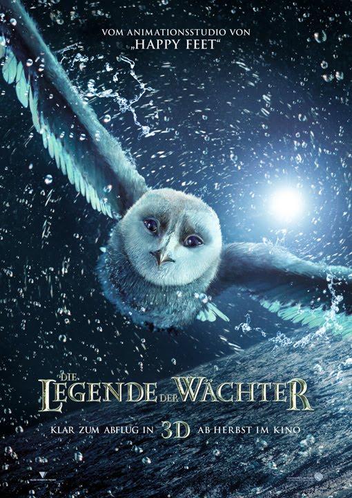 Die Legende der Wächter - Der Film