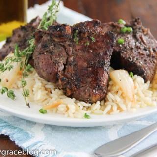 Oh My Lamb Loin Chops!