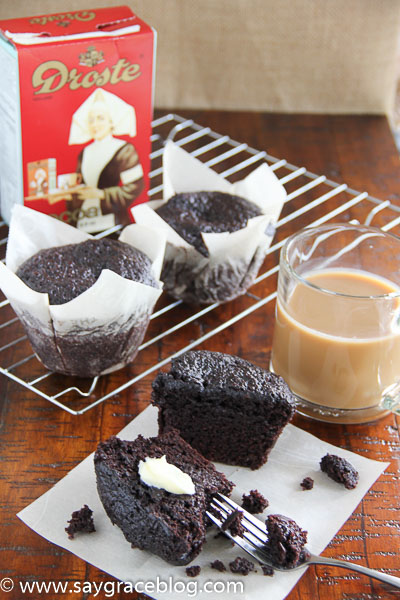 Jumbo (Chocolate For) Breakfast Muffins