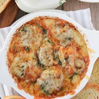 French Onion Soup Dumplings {Bistro 82 Copycat}