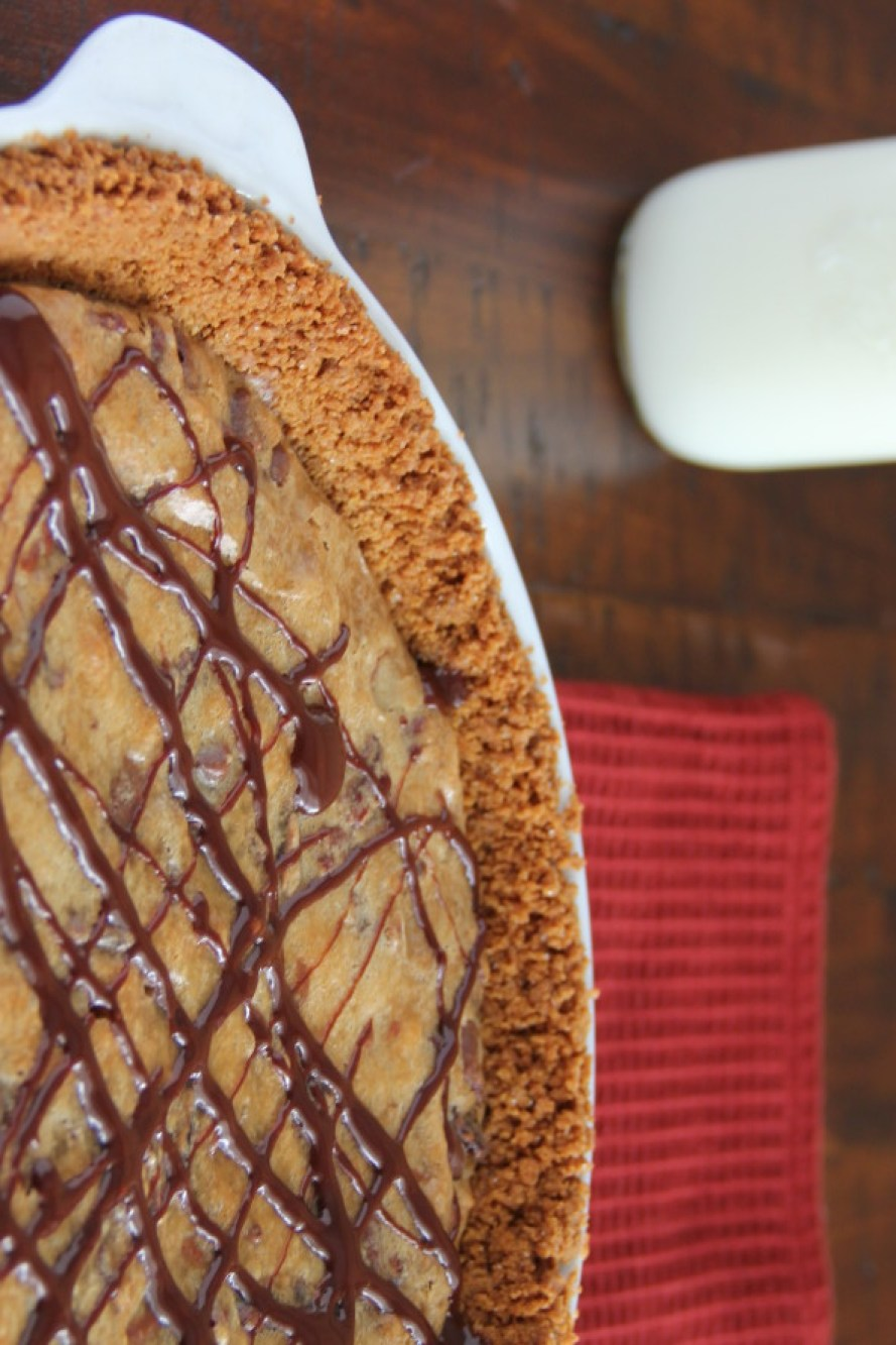 Chocolate Chip Cookie Pi(e)