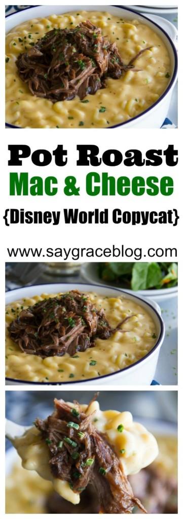 Pot Roast Mac & Cheese
