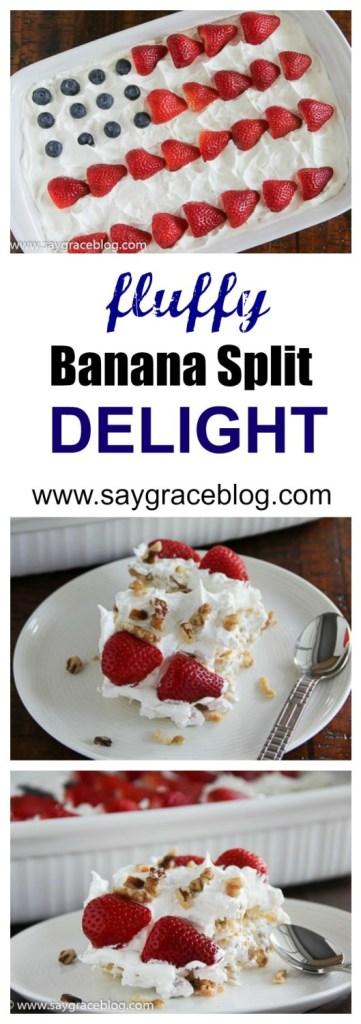 Banana Split Delight