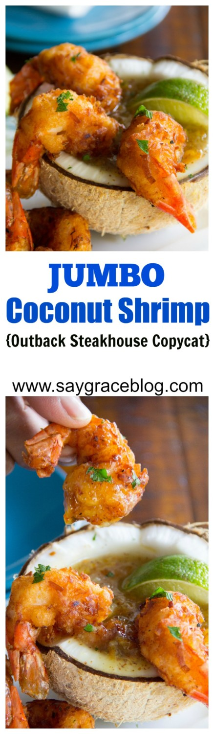 Jumbo Coconut Shrimp