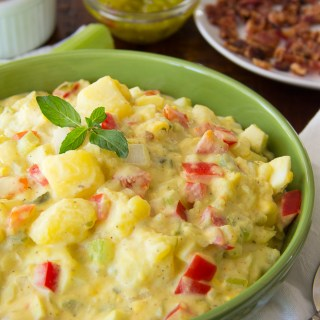 Momma's Potato Salad {Video}