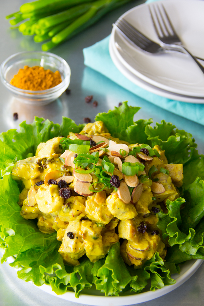 Curried Chicken Salad Recipe Whole Foods