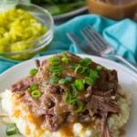 Pressure Cooker Mississippi Pot Roast Recipe