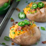 Savory Jalapeno Mashed Sweet Potatoes