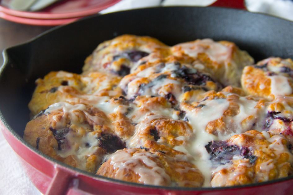 Blueberry Biscuits Recipe {Bojangles Copycat}