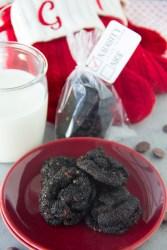 Naughty Coal Cookies