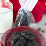 Naughty Coal Cookies