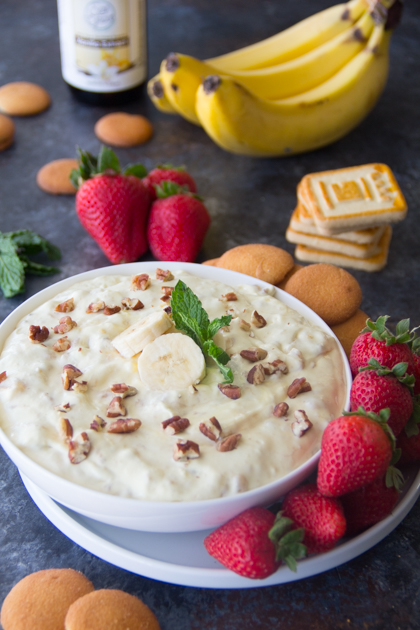 Banana Pudding Dip