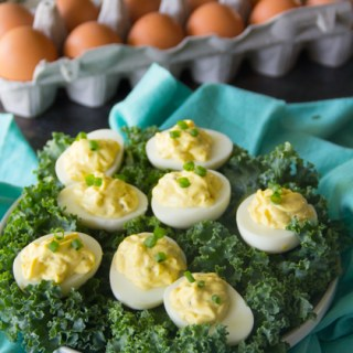 Best Deviled Eggs Recipe {Angel Eggs Recipe}