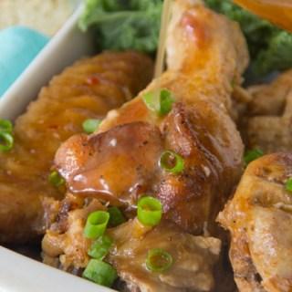 Cajun Turkey Wings Recipe