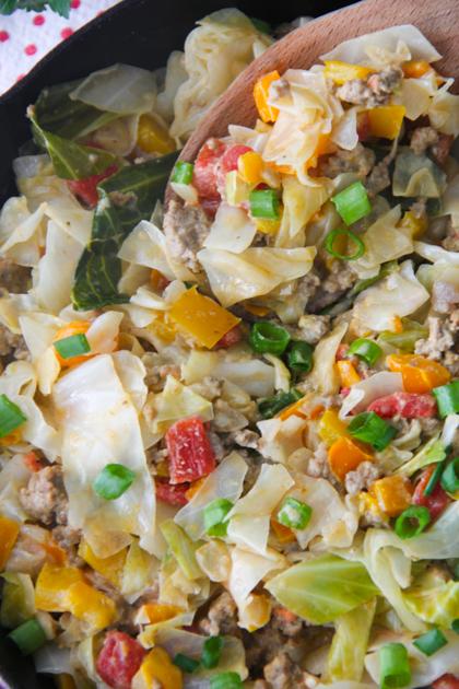 Easy Cajun Cabbage Recipe