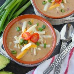 Spicy Queso Soup Recipe